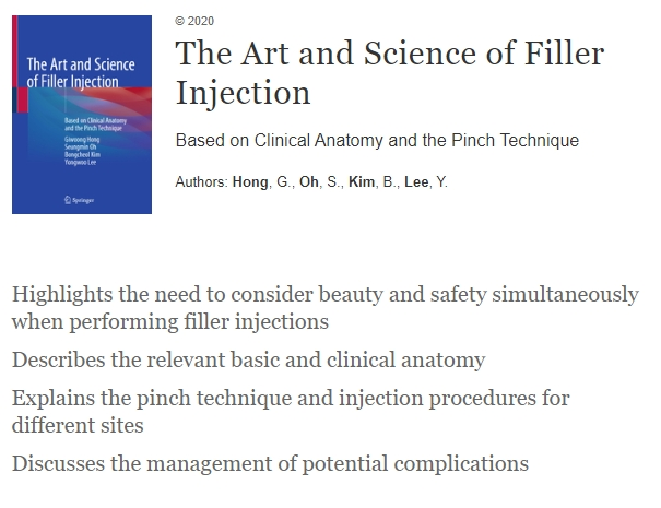 Highlights the need to consider beauty and safety simultaneously when performing filler injections